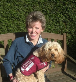 Jasmine the Cockapoo Hearing Dog
